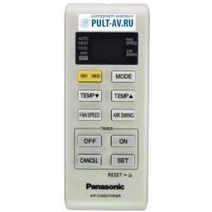 Panasonic A75C3747 пульт для кондиционер Panasonic