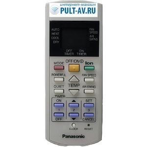 Panasonic CWA75C2604, CWA75C2852, CWA75C2654 пульт для кондиционер Panasonic