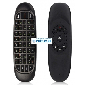 Huayu G64L Air Mouse Qwerty Keyboard Android, Windows, Mac OS, Linux