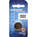 Батарейка RENATA CR2032 Lithium 3V