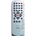 Пульт ДУ BORK HYDFSR-0077BKU, для телевизора BORK SNR1412SI, SNR2122SI