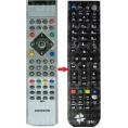Не оригинальный пульт Erisson HOF45A1-2, для телевизор Erisson 32LH01