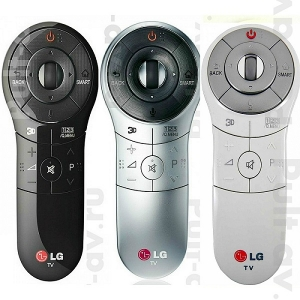 Пульт LG AN-MR400G (AN-MR400H, AKB73855501, AKB73775901) Smart Magic Motion Control