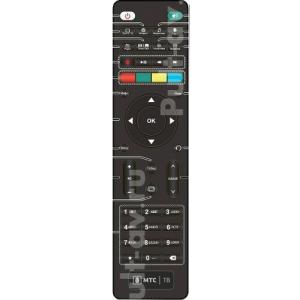 Не оригинальный пульт для IPTV-декодер MTC-TV DN300, DS300A