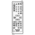 Panasonic EUR7711010, пульт для микросистемы Panasonic SA-PM4