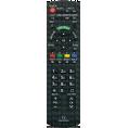 Не оригинальный пульт ДУ PANASONIC N2QAYB000543, для телевизор PANASONIC TX-LR32C10