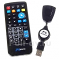PC Remote Controller ИК-пульт дистанционного управления с USB приемник для ПК Мультимедиа