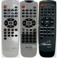 Пульт ДУ AKAI, ROLSEN, SOKOL (СОКОЛ) KEX10-C55, KEX1D-C55, KEX1D-C23, KEX2C-C4, для телевизор AKAI 14CT01