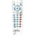 Не оригинальный пульт ДУ Runco PL-61DHD Flat Panel Plasma Display Monitor