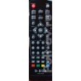 D-Box STB-2008 пульт для цифровой приставки DVB-T2