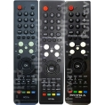 Пульт ДУ SUPRA RCF2b (RCF3b, RC6b, RC18b, RC19b, RC22b, RCF23w, RC21b, RC21W, RCF9B, RCF7B), для телевизора SUPRA STV-LC22810FL
