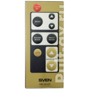 Оригинальный пульт ДУ для акустической системы SVEN  HT-490T, HA-1410T
