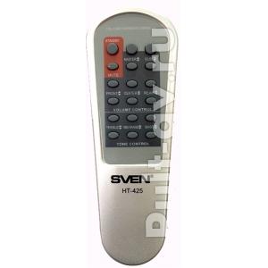Оригинальный пульт для SVEN HT-425, акустической системы 5.1