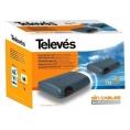 Видеосендер Televes 7307 (радиоудленитель ТВ-AV сигнала)