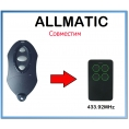 Allmatic B.RO OVER пульт-брелок