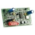 Плата радиоуправления CAME AF43RU встраиваемая, для управления автоматикой для ворот и шлагбаумов CAME