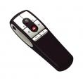 Презентер с лазерной указкой и беспроводная мышь BTC M961AT III