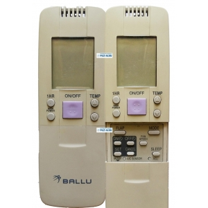Ballu RCH-28ND пульт для кондиционер Ballu