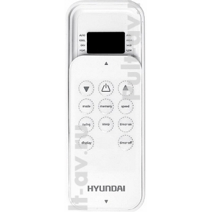 Hyundai  RG08K3/E пульт для кондиционера H-AP2-07C-UI002, Racer H-AP3-09H-UI004