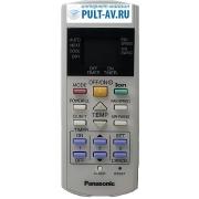 Panasonic CWA75C2604, CWA75C2852, CWA75C2654 пульт для кондиционер Panasonic CS-A9DKA