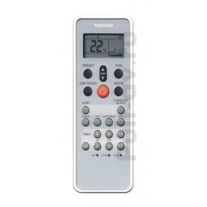 Toshiba WH-L03SE (WH-L04SE) пульт для кондиционер Toshiba RAS 07SKP-E, RAS 10SKP-E, RAS 13SKP-E, RAS 18SKP-E