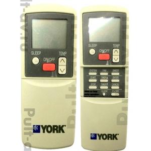 Пульт для кондиционер YORK GRYLH2A, 035T02011-000 A/C