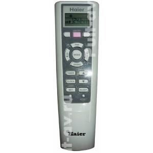 Пульт ДУ Haier YR-W04, для кондиционер Haier HSU-07HMD203/R2, HSU-09HMD203/R2