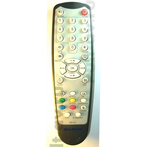 Пульт ДУ AVERMEDIA RM-KB (RM-JS), для TV-тюнер AVerTV DVI Box 1080i, Box9 plus