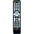 AKAI CX-507 пульт для телевизор AKAI LEA-19E17P, HYUNDAI H-LEDVD19V13, HELIX HTV-163L, ERISSON 16LEE01