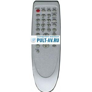 AKAI RC-1153038 пульт для телевизор TCL 21A81,THOMSON 21MG135KH, POLAR 54CTV3060