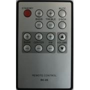 BBK RC-05, пульт для акустической системы BBK MA-850S