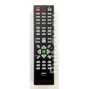 BBK RC2715, пульт для домашний кинотеатр BBK DK2715HD, DK2716HD