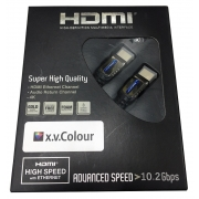 HDMI-HDMI CABLE x.v.Color 4K 2m
