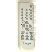 DAEWOO R-48A08, пульт для телевизор DAEWOO 14S2M
