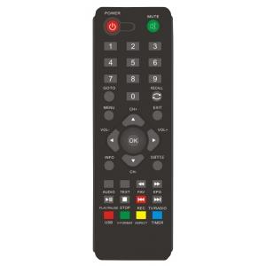 SUPRA SDT-75, SDT-77 пульт для цифровой эфирный приёмник SUPRA DVB-T