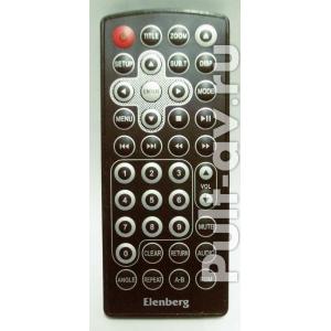 Пульт ДУ ELENBERG RC-51 DVD