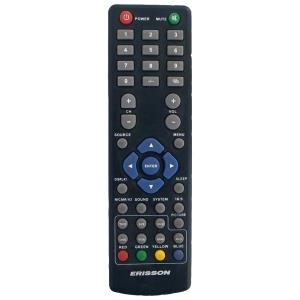 ERISSON RE41B, BT0461A, пульт для телевизор ERISSON 32LH01