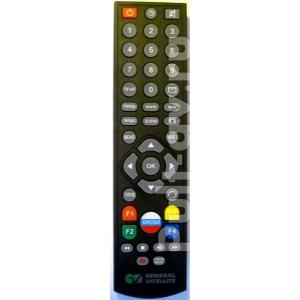 Пульт для цифровой спутниковый приемник General Satellite GS 8307 HD, GS 8306, GS 8305 Триколор-ТВ