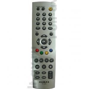 Не оригинальный пульт HUMAX RS-636 (RS-636E), для Спутниковый ресивер HUMAX HDCI-2000, PR-HD1000