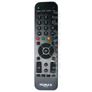 HUMAX RM-G01 пульт для спутниковый ресивер HUMAX VA-4SD, VA-5SD