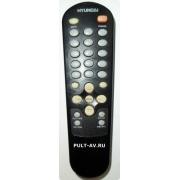 HYUNDAI H-TV1403, пульт для телевизор ERISSON H-TV1403