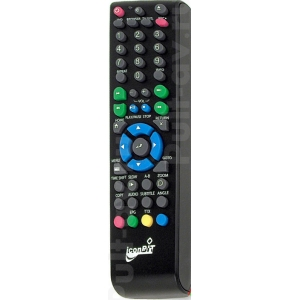 Пульт IconBit HDR21DVD, для медиаплеер HDR12DVBT, Gmini Magic Box HDR900D