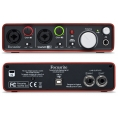Звуковая карта FOCUSRITE Scarlett 2i2 2nd Gen