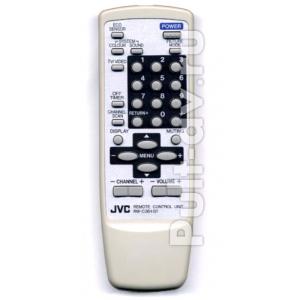 Оригинальный пульт JVC RM-C364GY [RM-C364]