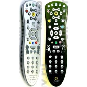 Cisco RC15345807, Beeline RCU01 URC172500-00R00, пульт для IP-TV приставки Cisco CIS 430, Beeline