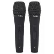 Микрофон проводной Madboy TUBE-022М (комплект 2 шт.)