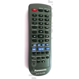 Пульт ДУ Panasonic N2QAYA000015, для DVD-плеер Panasonic DVD-S485