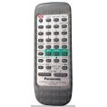 Пульт Panasonic EUR648251, для магнитолы Panasonic RX-ES20, RX-ES25