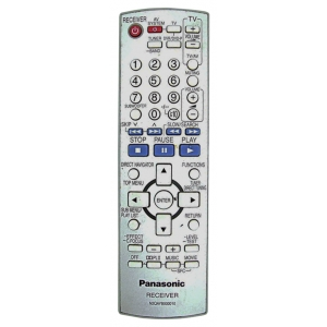Пульт Panasonic N2QAYB000010, для домашний кинотеатр Panasonic SC-HT40EE-S