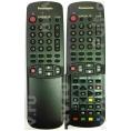 Оригинальный пульт ДУ Panasonic TNQE158, для телевизор Panasonic TX-68P100Z